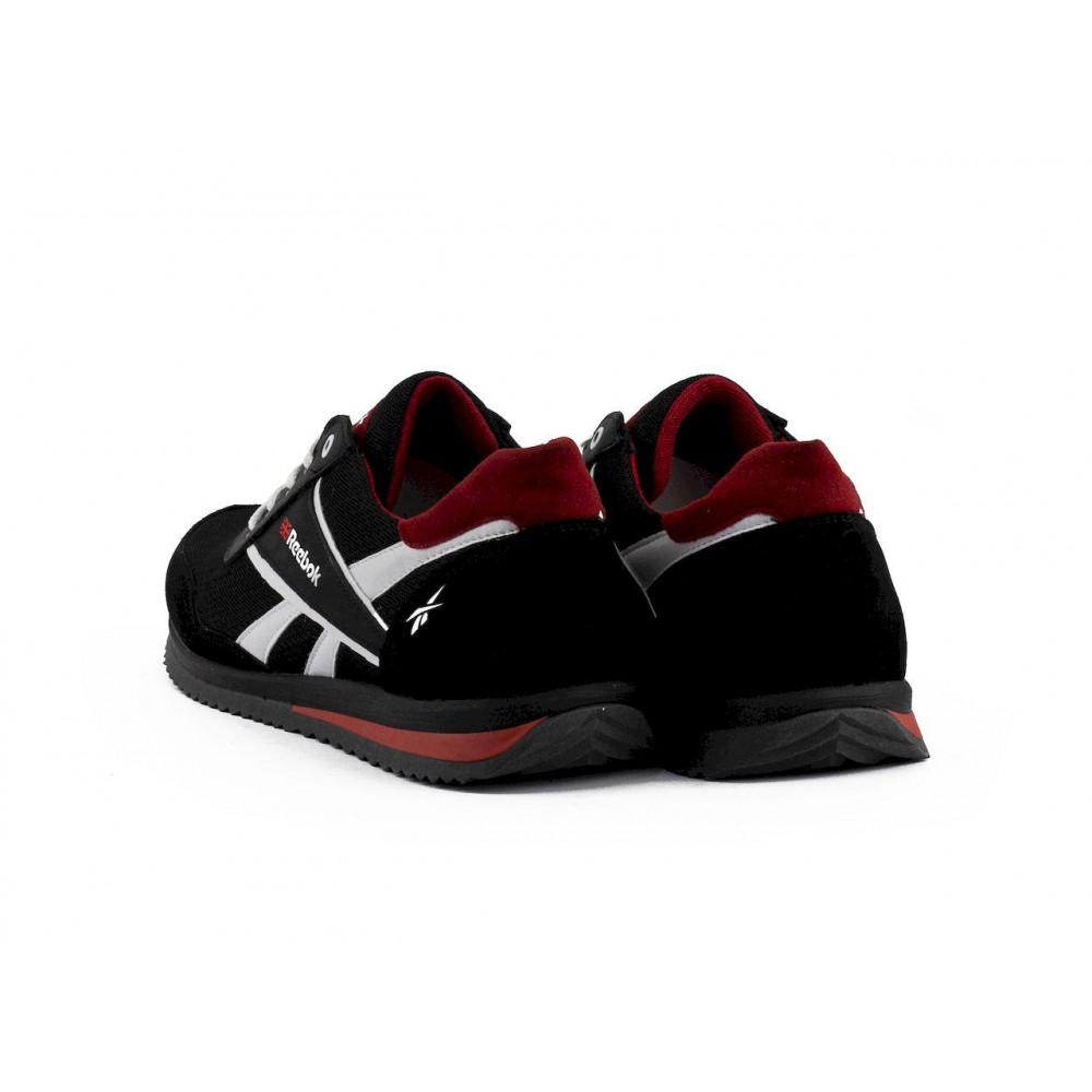 Летние кроссовки мужские - Мужские кроссовки текстильные летние черные Anser NS black 103 9