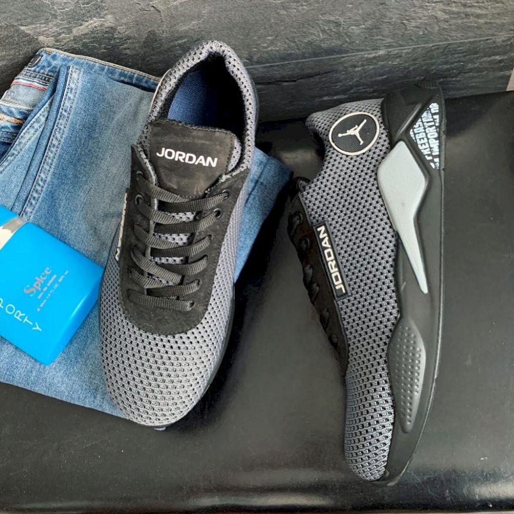 Летние кроссовки мужские - Мужские кроссовки текстильные летние серые Lions JD сер 6