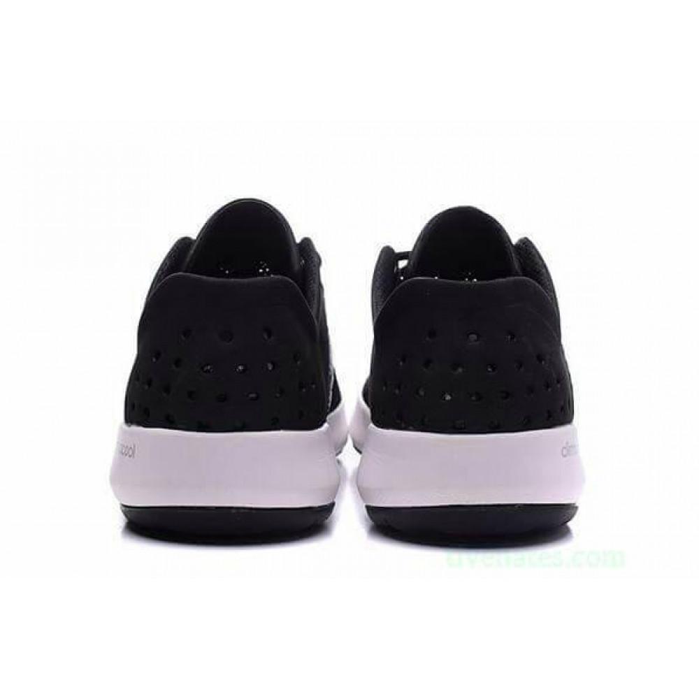 Беговые кроссовки мужские  - Кроссовки Adidas Climacool Boat Pure Black 2