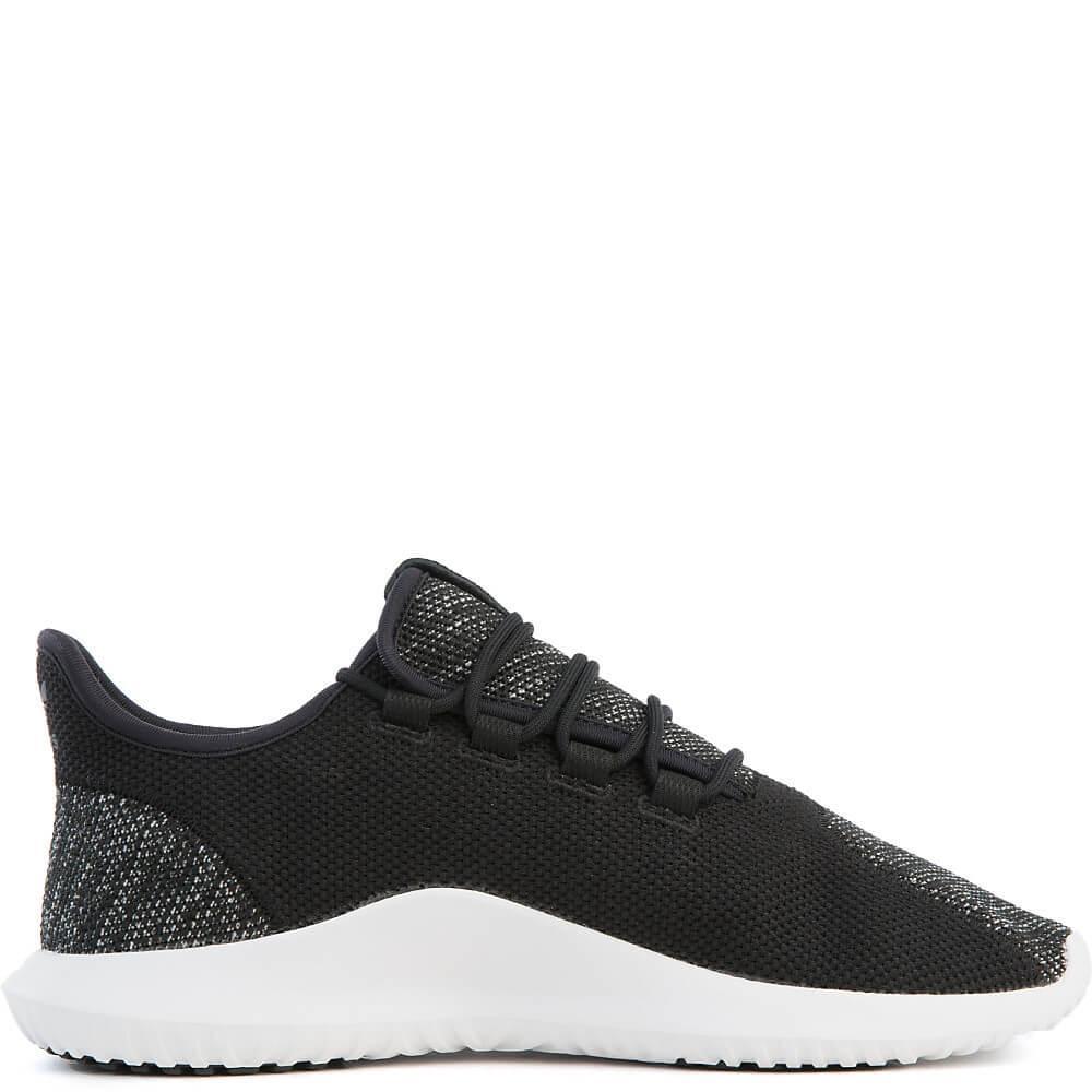 Демисезонные кроссовки мужские   - Кроссовки Adidas Tubular Shadow Knit Black