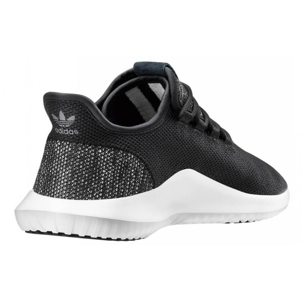 Демисезонные кроссовки мужские   - Кроссовки Adidas Tubular Shadow Knit Black 2