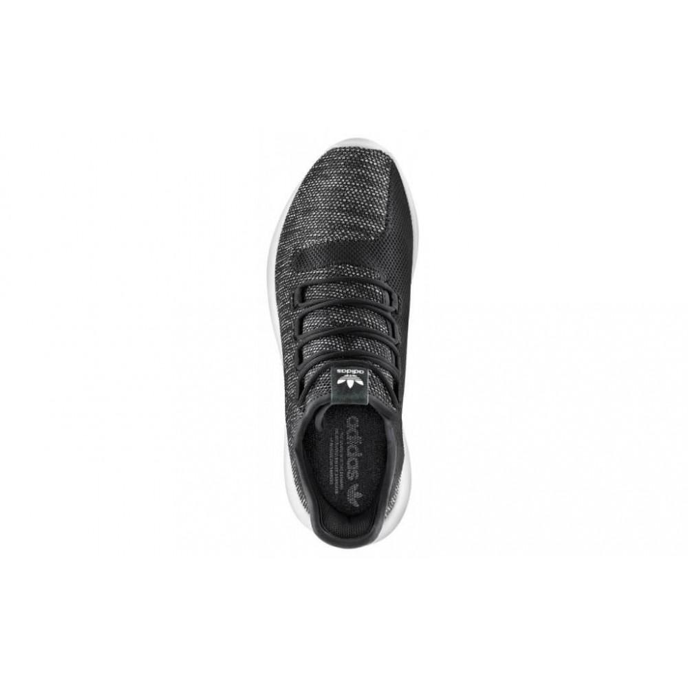 Демисезонные кроссовки мужские   - Кроссовки Adidas Tubular Shadow Knit Black 3