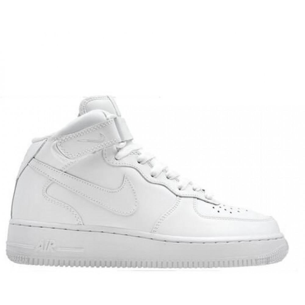 Демисезонные кроссовки мужские   - Кроссовки Nike Air Force 1 High