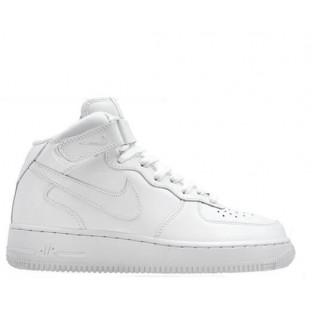 "Кроссовки Nike Air Force 1 High ""White"""