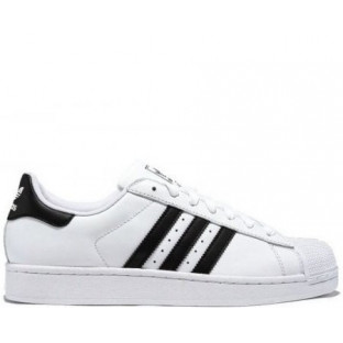 "Кроссовки Adidas Superstar II ""White/Black"""