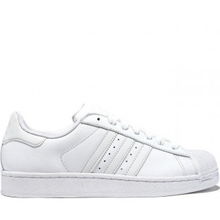"Кроссовки Adidas Superstar II ""All White"""