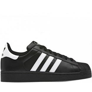 "Кроссовки Adidas Superstar II ""Black/White"""