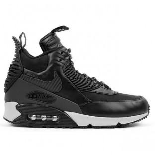 "Кроссовки Nike Air Max 90 Winter Sneakerboot ""Black Reflective"""