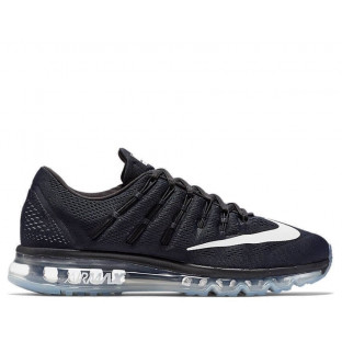 "Кроссовки Nike Air Max 2016 ""Black/White-Reflect Silver"""