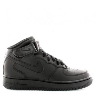 "Кроссовки Nike Air Force 1 High ""Black"""