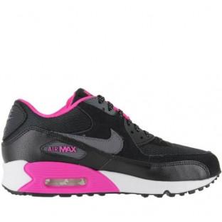 "Кроссовки Nike Air Max 90 GS ""Black"""