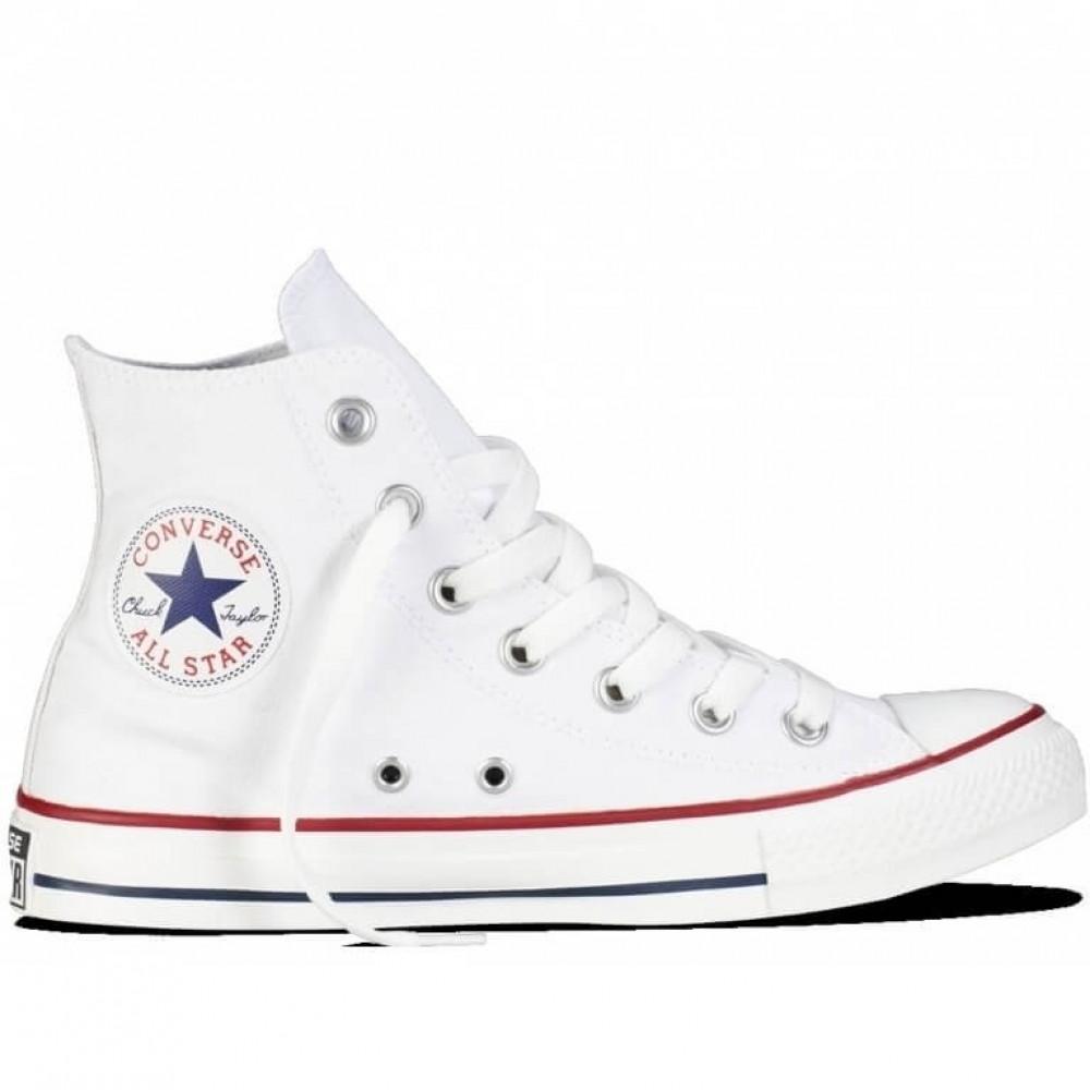 Мужские кеды летние - Кеды Converse All Star White High