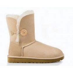 "UGG BAILEY BUTTON II BOOT ""SAND"""