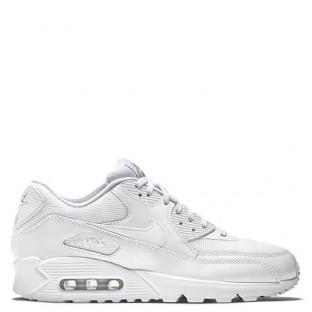 "Кроссовки Nike Air Max 90 ""Premium White/Metallic Silver"""