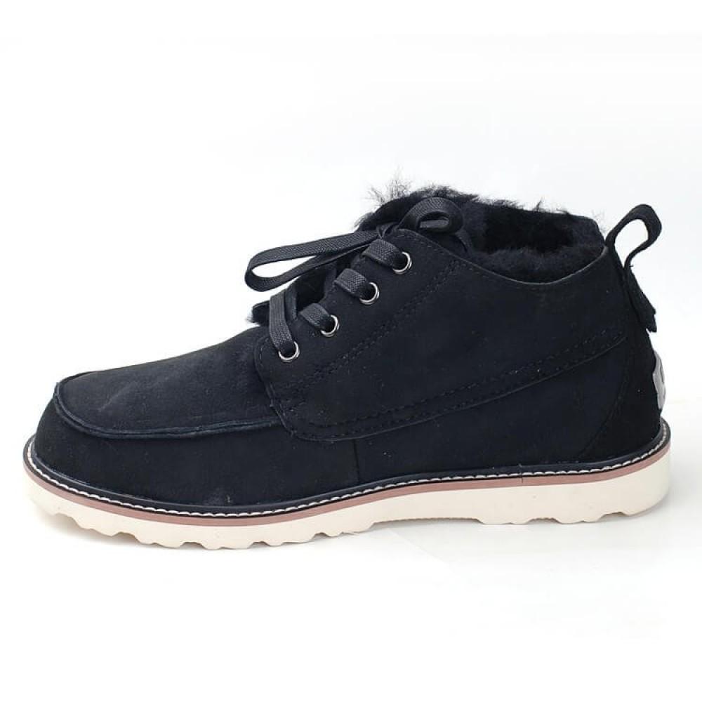 Мужские ботинки зимние - UGG DAVID BECKHAM BOOT