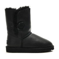 UGG BABY BAILEY BUTTON II BOOT LEATHER