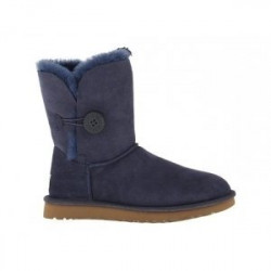 "UGG BAILEY BUTTON II BOOT ""NAVY"""