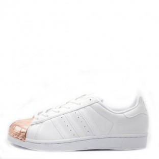 "Кроссовки Adidas Superstar ""Metal/Toe White"""