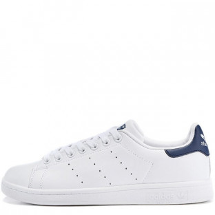 "Кроссовки Adidas Stan Smith ""White/Blue"""
