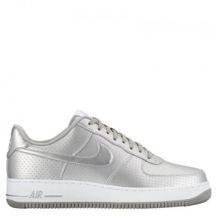 "Кроссовки Nike Air Force 1 07 LV8 ""Dream Team-Metallic Silver"""