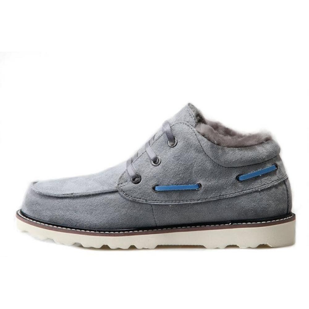 Мужские ботинки демисезонные - UGG DAVID BECKHAM LACE BOOT