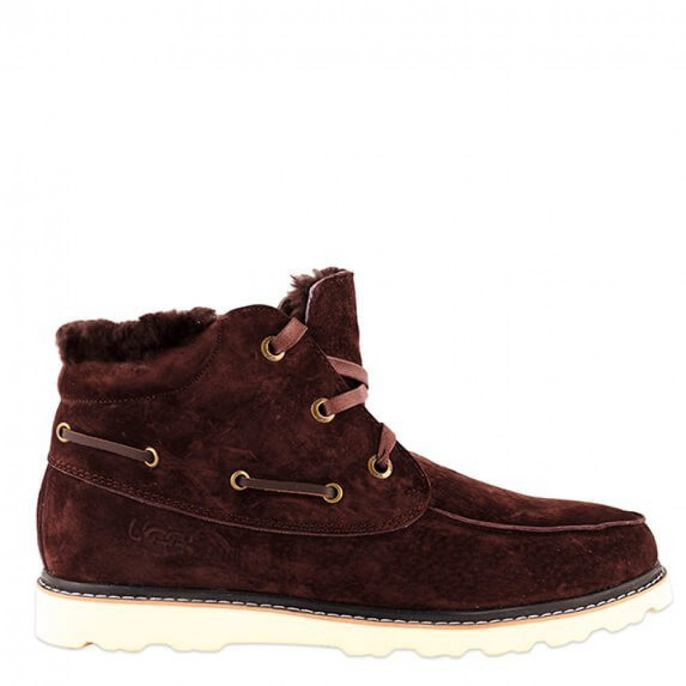 Мужские ботинки зимние - UGG DAVID BECKHAM LACE BOOT