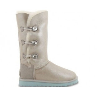 "UGG BAILEY BUTTON TRIPLET II BOOT ""I DO"""