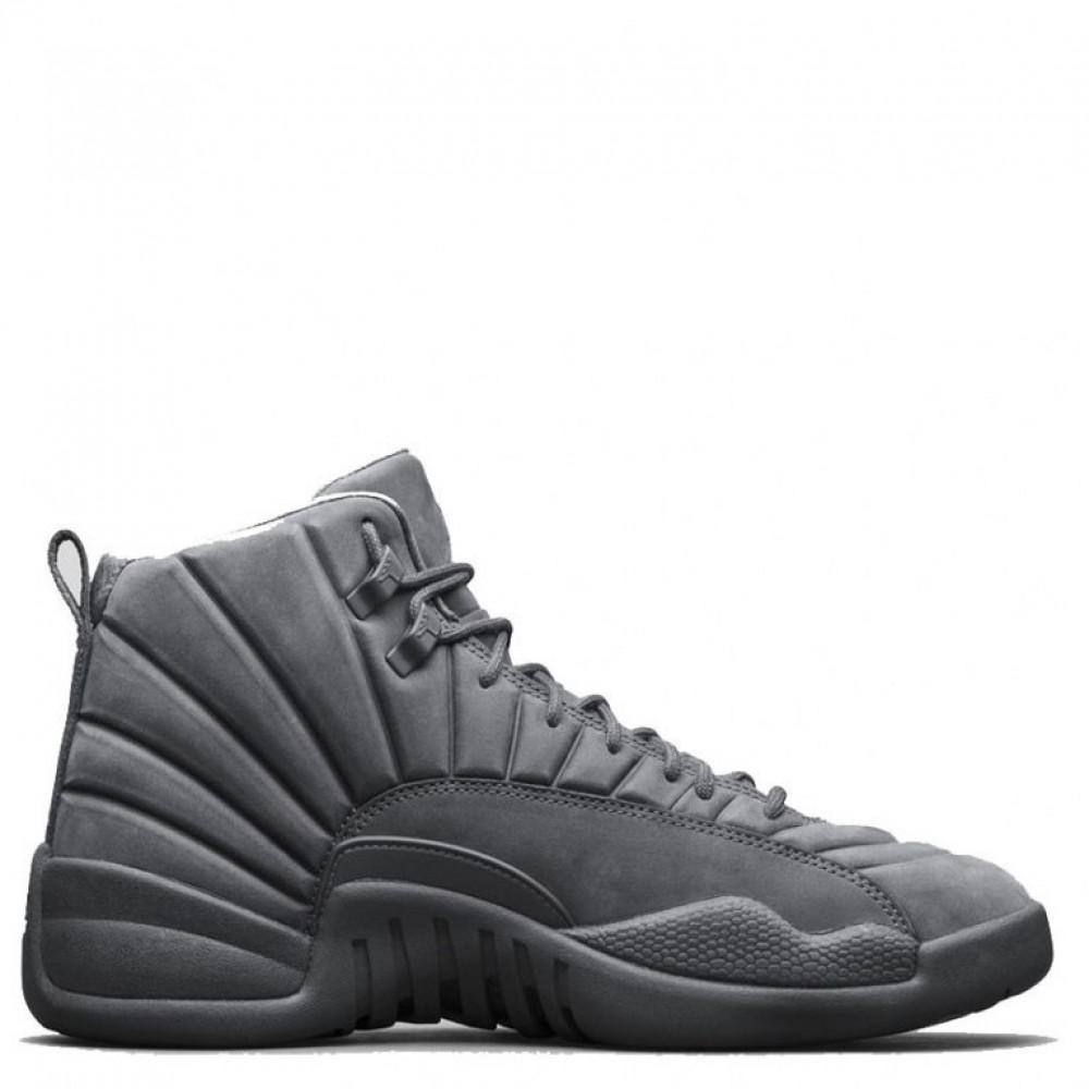 - Кроссовки Air Jordan 12 Retro «Grey»