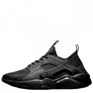 "Кроссовки Nike Air Huarache Run Ultra ""Black Noir"""