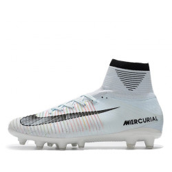"Футбольные бутсы Nike Mercurial Superfly V Ronalro AG ""White"""