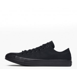 "Кеды Converse Chuck Taylor All Star Core ""Black Monochrome"""