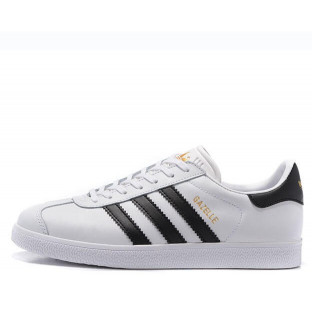 "Кроссовки Adidas Gazelle Vintage Leather ""White"""