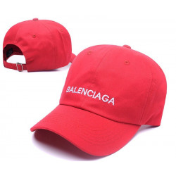 "Кепка Balenciaga Hip hop Cap ""Red"""