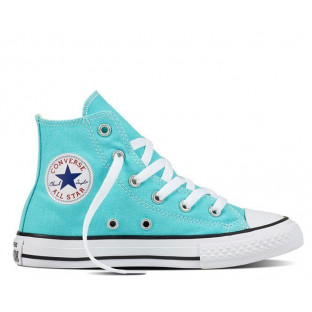 "Кеды Converse All Star Chuck Taylor High ""Turquoise"""