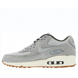 "Кроссовки Nike Air Max 90 Premium ""Grey Shampain"""
