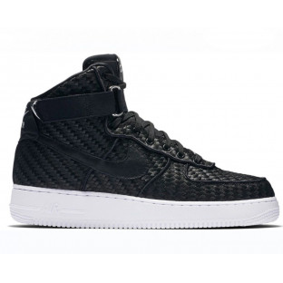 "Кроссовки Nike Air Force 1 High LV8 Woven ""Black/White"""