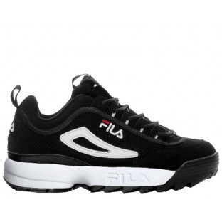 "Кроссовки Fila Disruptor II ""Black/White Pack"""
