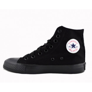 "Кеды Converse All Star Chuck Taylor High ""Night Black"""