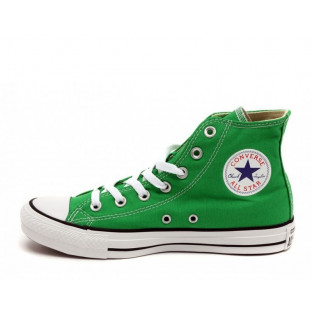 "Кеды Converse All Star Chuck Taylor High ""Green"""