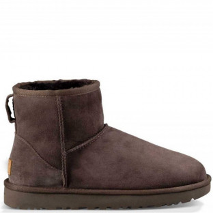 "UGG CLASSIC MINI II BOOT ""CHOCOLATE"""