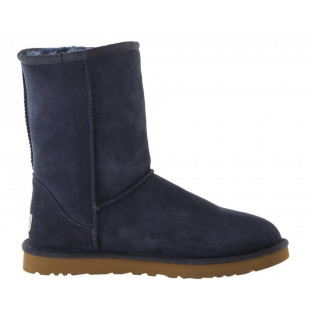 "UGG CLASSIC SHORT BOOT ""NAVY"""
