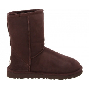 "UGG CLASSIC SHORT BOOT ""CHOCOLATE"""