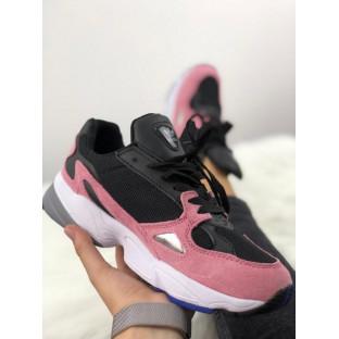 "Кроссовки Adidas Falcon Dorf ""Pink/Black"""