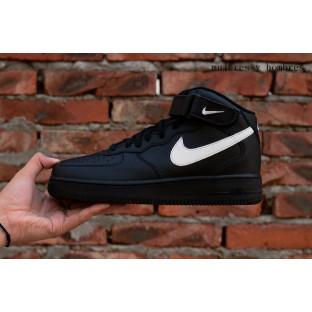 "Кроссовки Nike Air Force 1 '07 LV8 ""Black"""