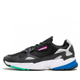 "Кроссовки Adidas Falcon W ""Black/Carbon/Grey"""