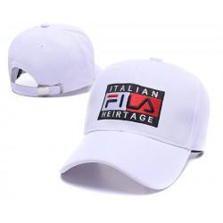 "Кепка Fila Italian ""White"""
