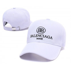 "Кепка Balenciaga Mode Cap ""White"""