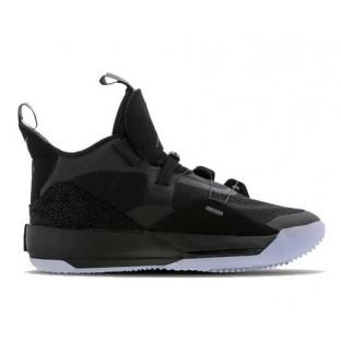 """Баскетбольные кроссовки Nike Air Jordan 33 """" Black/Dark Grey/White"""""""