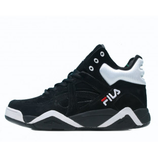 "Кроссовки Fila Vita ""Black/White"""