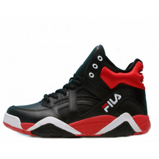"Кроссовки Fila Vita ""Black/Red/White"""